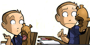Creating a Webcomic - An Interview with Caanan Grall