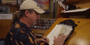 An Interview & Animation Lesson with Former Disney Director Aaron Blaise