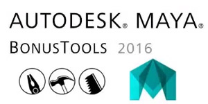An Overview of the BonusTools for Maya 2016
