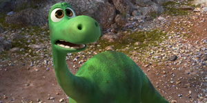 New Trailer for The Good Dinosaur & Backstory for Sanjay's Super Team