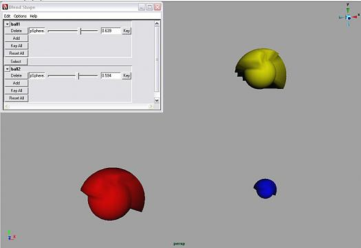 Apply blendshapes to a duplicate model - Simply Maya User
