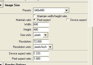 Aspect Ratio Issue Simply Maya User Community