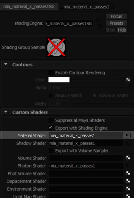 Texture Rendering Problems - Simply Maya User Community