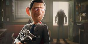 Blender Institute releases Agent 327: Operation Barbershop teaser