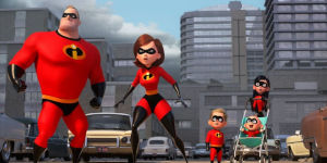 Record-breaking opening weekend for Incredibles 2