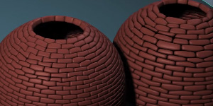 New tool for Maya lets you create brick walls with a click