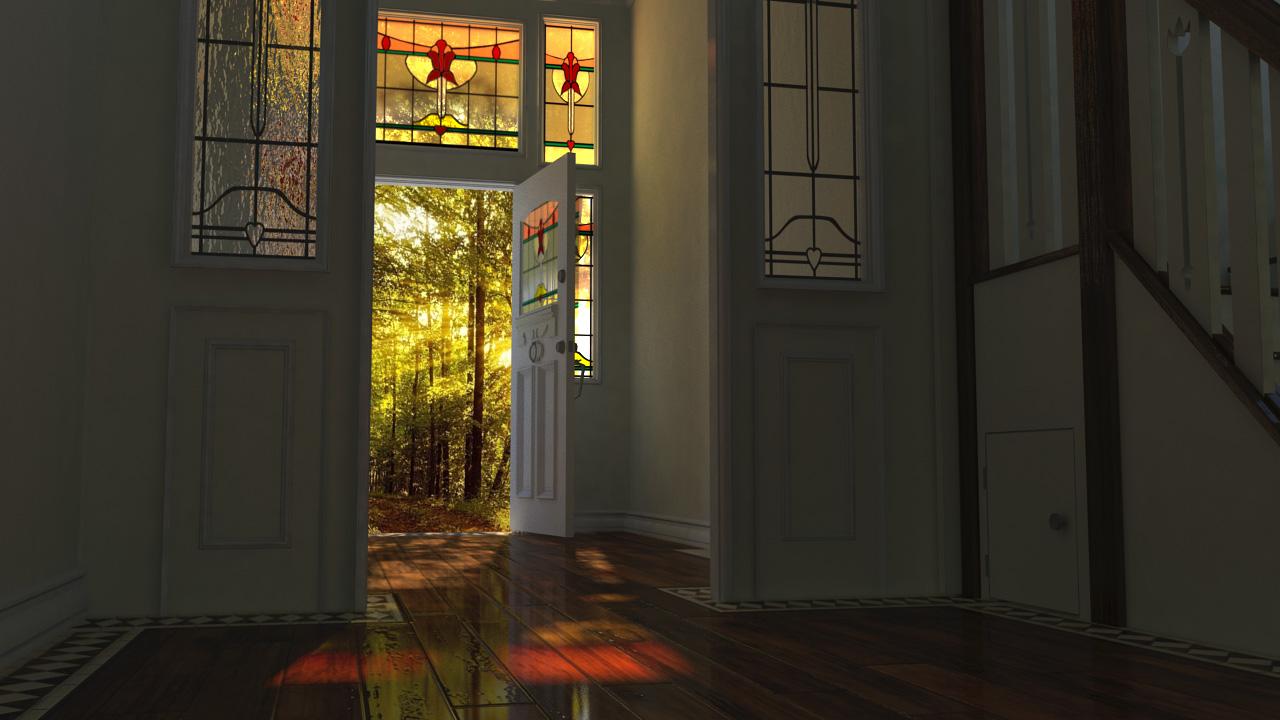 Texturing interiors scene - Simply Maya User Community