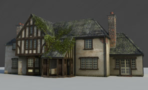 Maya Tutorial: Spach-Alspaugh House and Environment Volume 5