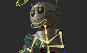 Maya Tutorial: Robot volume one - Modeling with animation in mind