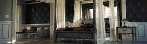 Maya Training Lighting and Rendering - Shading, Lighting and Rendering the Bedroom in MR