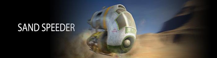 The Sand Speeder
